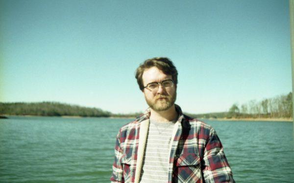 Kyle at Lake Sydney Lanier