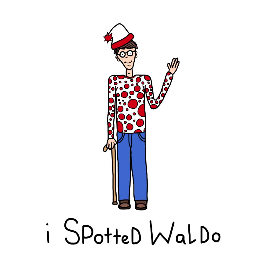 ispottedwaldo