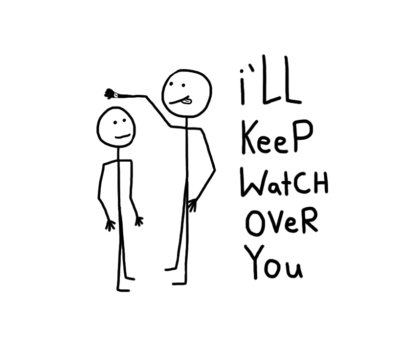 I'll Keep Watch Over You