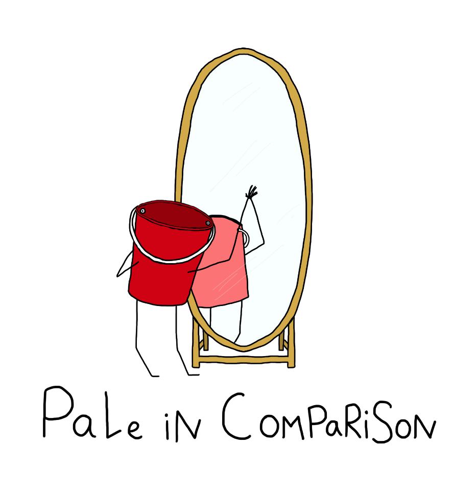 Pale in Comparison